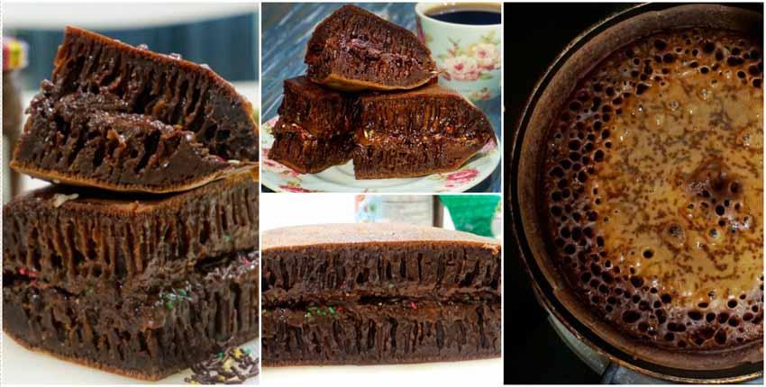 Resep Martabak Brownies Coklat Bersarang