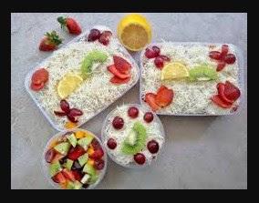 Kumpulan Resep dan Cara membuat salad yang praktis, enak dan bergizi pastinya