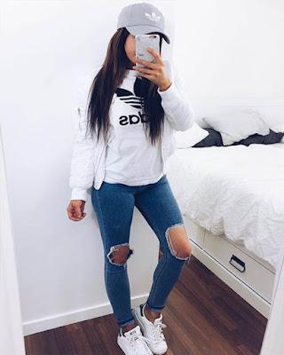 outfit casual para viajar