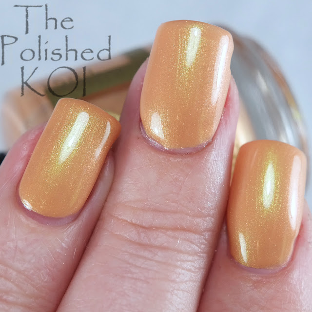 Bee's Knees Lacquer- Make Sure It's Felt Across Worlds