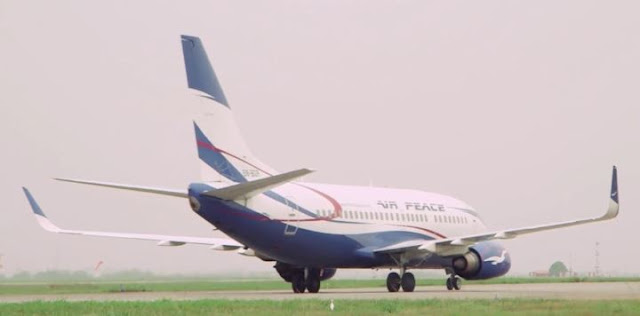 Nigerian govt releases initial reports on Air Peace incidents