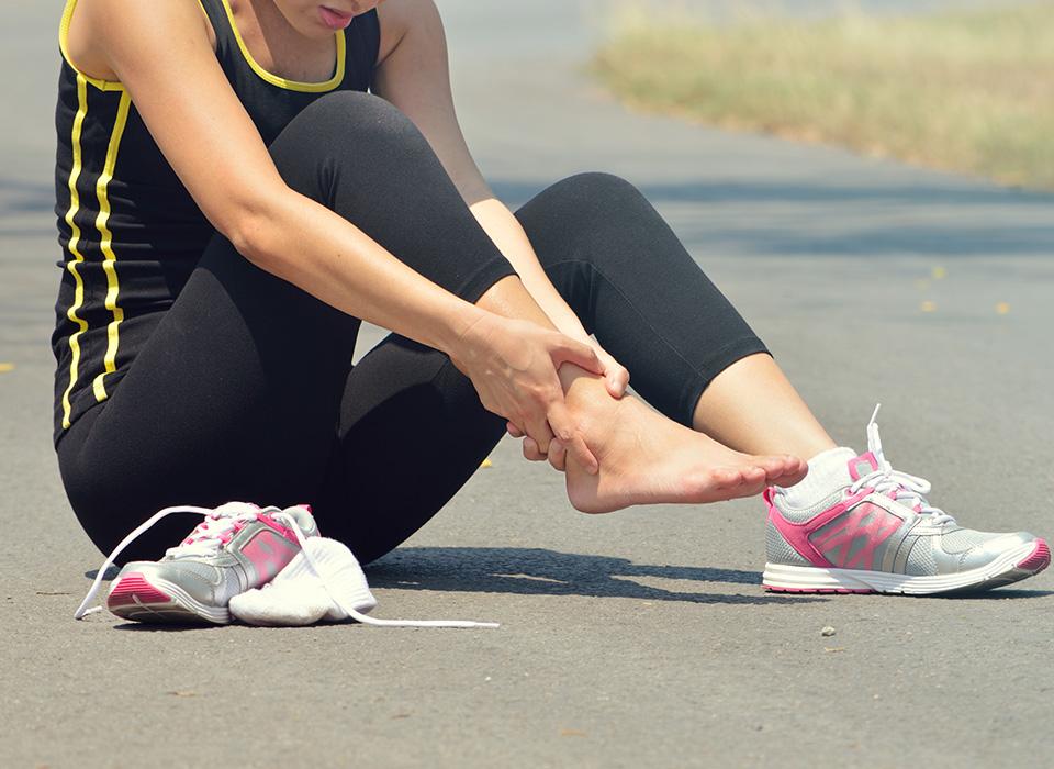 Hạn chế chấn thương khi tập luyện thể thao