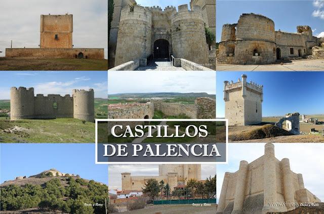 Ruta en coche por los castillos de Palencia