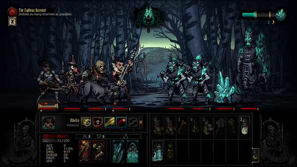 Darkest Dungeon The Color of Madness Download