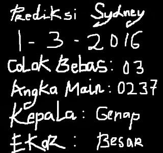 colokbebastop.blogspot.com-PREDIKSI COLOK BEBAS TOP SYDNEY,SINGAPORE,HONGKONG 01 MARET 2016