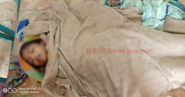 बिरदीपुर में लड़की की डूबने से हुई मौत, कई घंटे बाद भी मौके पर नहीं पहुंचे सके अधिकारी