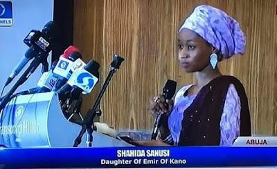 Emir of kano, Muhammad Sanusi, News, Chibok Girls, Lecture