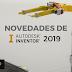 ¡Conoce las novedades de Autodesk Inventor 2019!