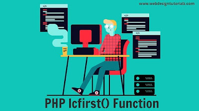PHP lcfirst() Function