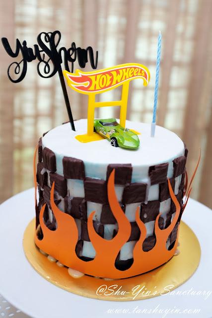 Prime Shu Yins Sanctuary Sherns 7Th Hotwheels Themed Birthday Party Funny Birthday Cards Online Chimdamsfinfo