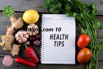 بالغوں کے لئیے صحت مند طرز زندگی کے10 بہترین طریقے