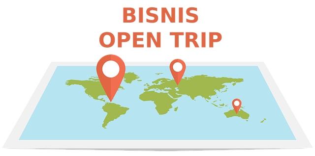 peluang bisnis open trip
