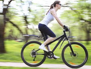 Bersepeda Membuat Lebih Langsing