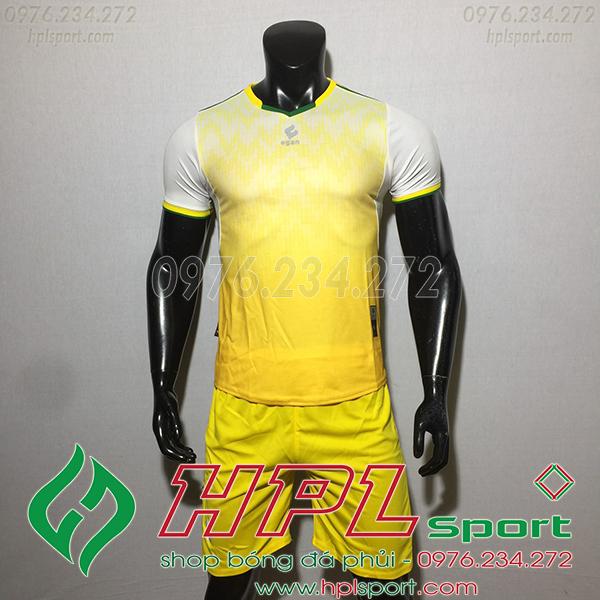 Áo ko logo Egan Cli màu vàng