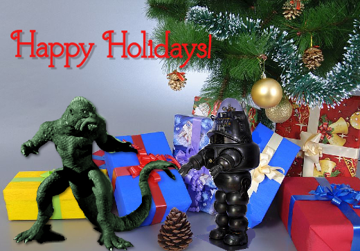 Happy Holidays from Films From Beyond
