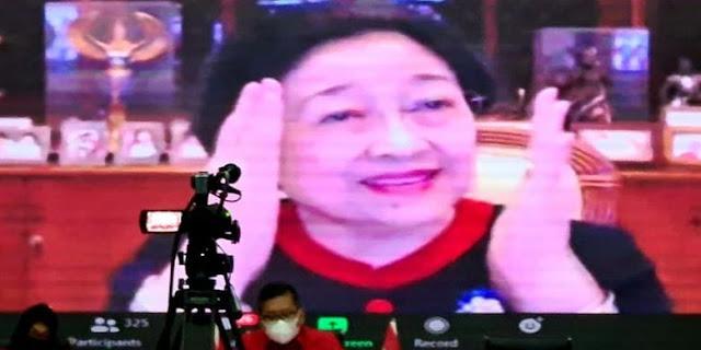 Bantah DO, Megawati Ngaku Dilarang Kuliah di Era Soeharto