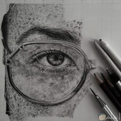 صور رسم رجل