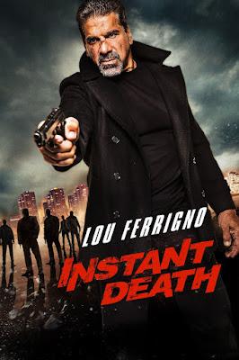 Instant Death 2017 DVD R1 NTSC Sub