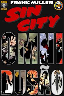image, devir, frank miller, sin city, omnibusão,