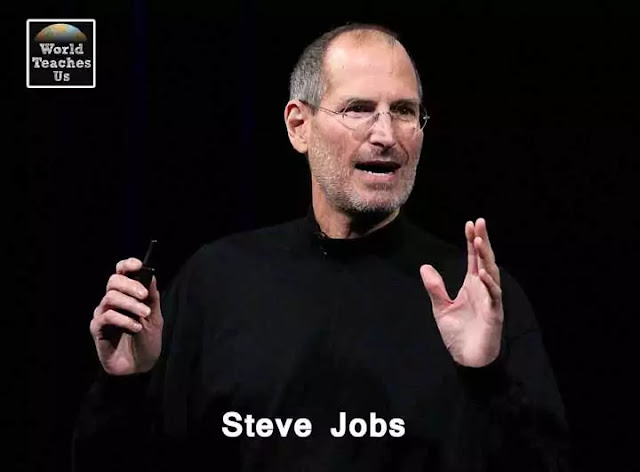 Steve Jobs biography, autobiography, early life, famous quotes, age at death