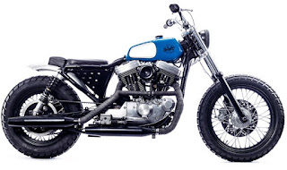 blue sands sportster tracker side right
