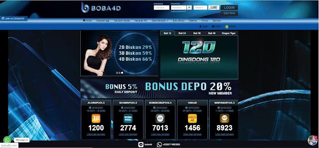 BOBA4D.COM
