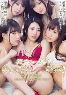 PRED-162 5 สาวมั่วกันสนุกสะกิดติ่งกันในห้องรวมมิตร