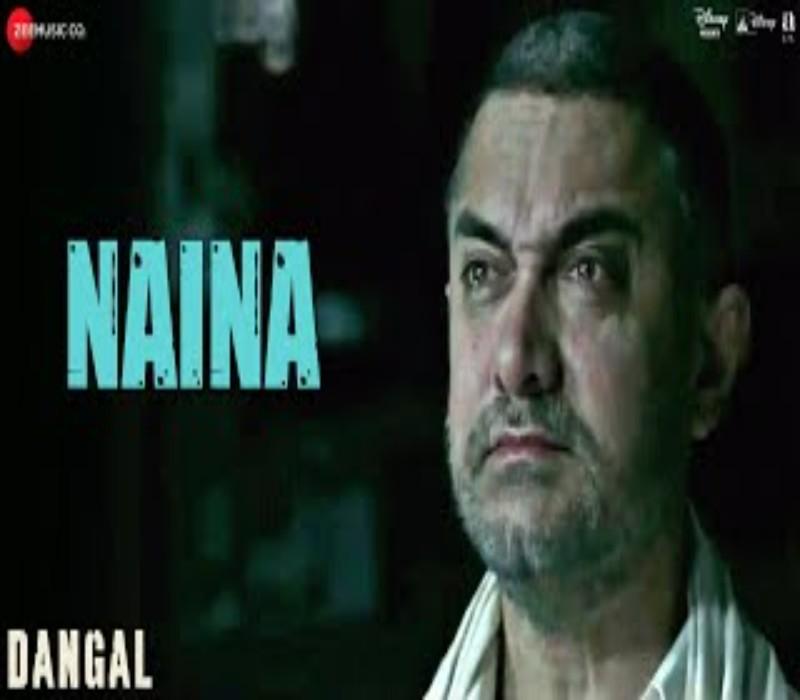Naina Lyrics Translation