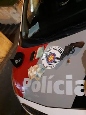 Polícia Militar prende um dos autores de roubo em mercado no bairro Capinzal