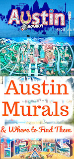 Savvy southern belle for Austin mural tour