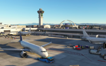 Microsoft Flight Simulator 2020 taxying