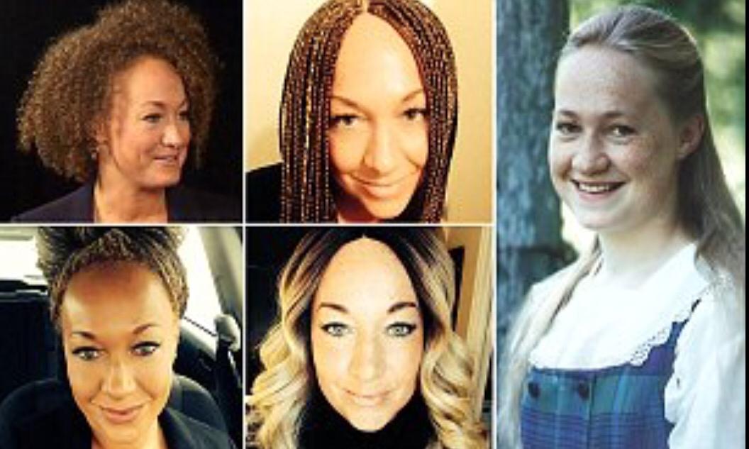 wannabe black woman rachel dolezal talks about black hair