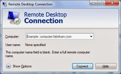 Remote Desktop – Learn That IT
