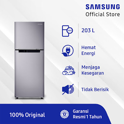 Kulkas Canggih Samsung dengan Teknologi Twin Cooling Plus