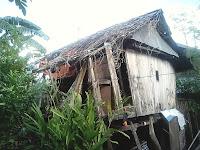 """Implementasikan Kepekaan dan Kepedulian Sosial Karta """"Mandiri""""  Kel. Benteng Utara Tinjau Bangunan Rumah Tidak Layak Huni"""
