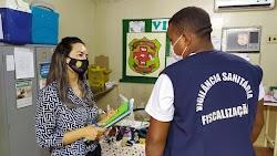 Vigilância Sanitária de Guadalupe oferece Curso de Capacitação para Fiscais