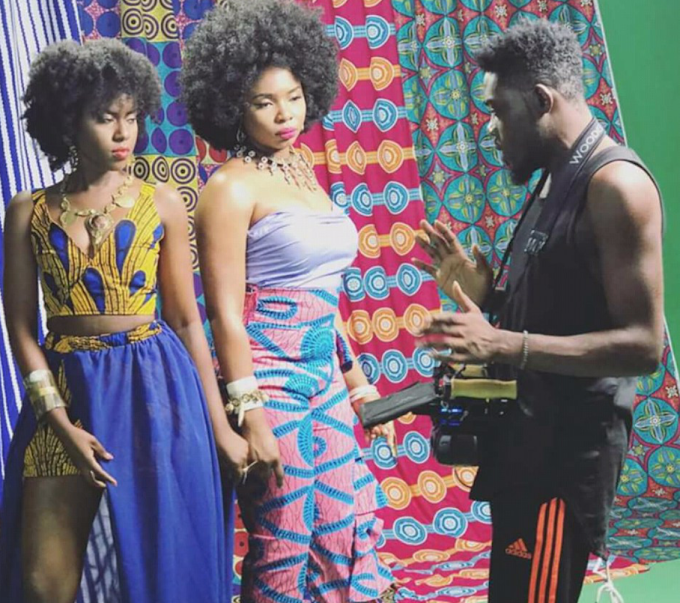 Come And See My Moda: MzVee/ Yemi Alade collab out, Jan 12. Watch Teaser