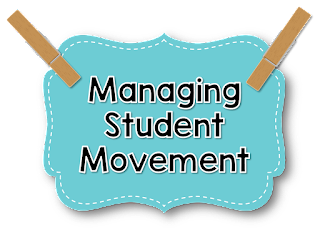 Managing Student Movement
