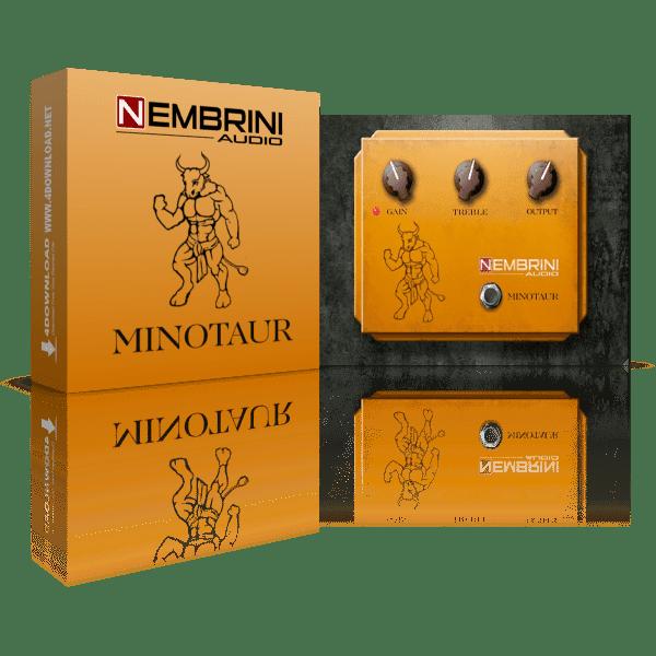 Nembrini Audio Clon Minotaur v1.0.0 Full version