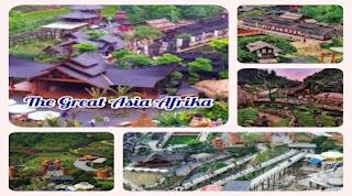 Villa nyaman istana bunga disewa saat ke the great asia afrika