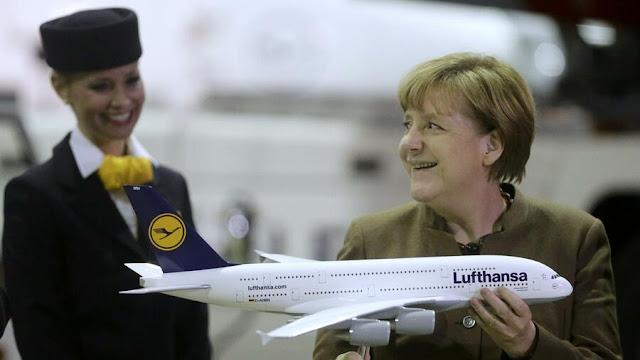 Τα γερμανικά ασημικά λάμπουν περισσότερο από τ' άλλα!