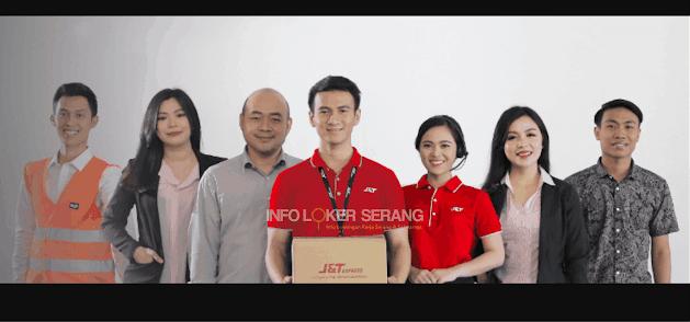 Lowongan Kerja Staff Teknisi J&T Exspress Tangerang