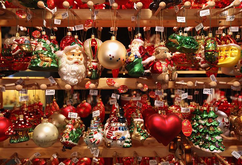>Vật Tư Trang Trí Noel tại Nha Trang