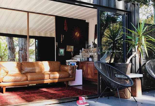 20 ft Small and Cozy Shipping Container House, NSW, Australia 37
