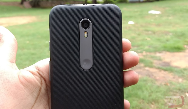 Stock Android 7.1.1 ported to the Moto G 3rd Generation (2015)