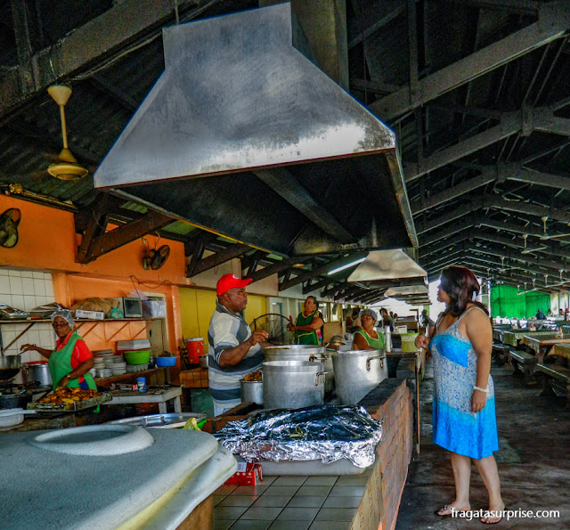 Plasa Bieu, Mercado Velho de Curaçao