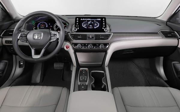 Honda Accord 2022 Hybrid chega ao Brasil - preços, consumo e detalhes