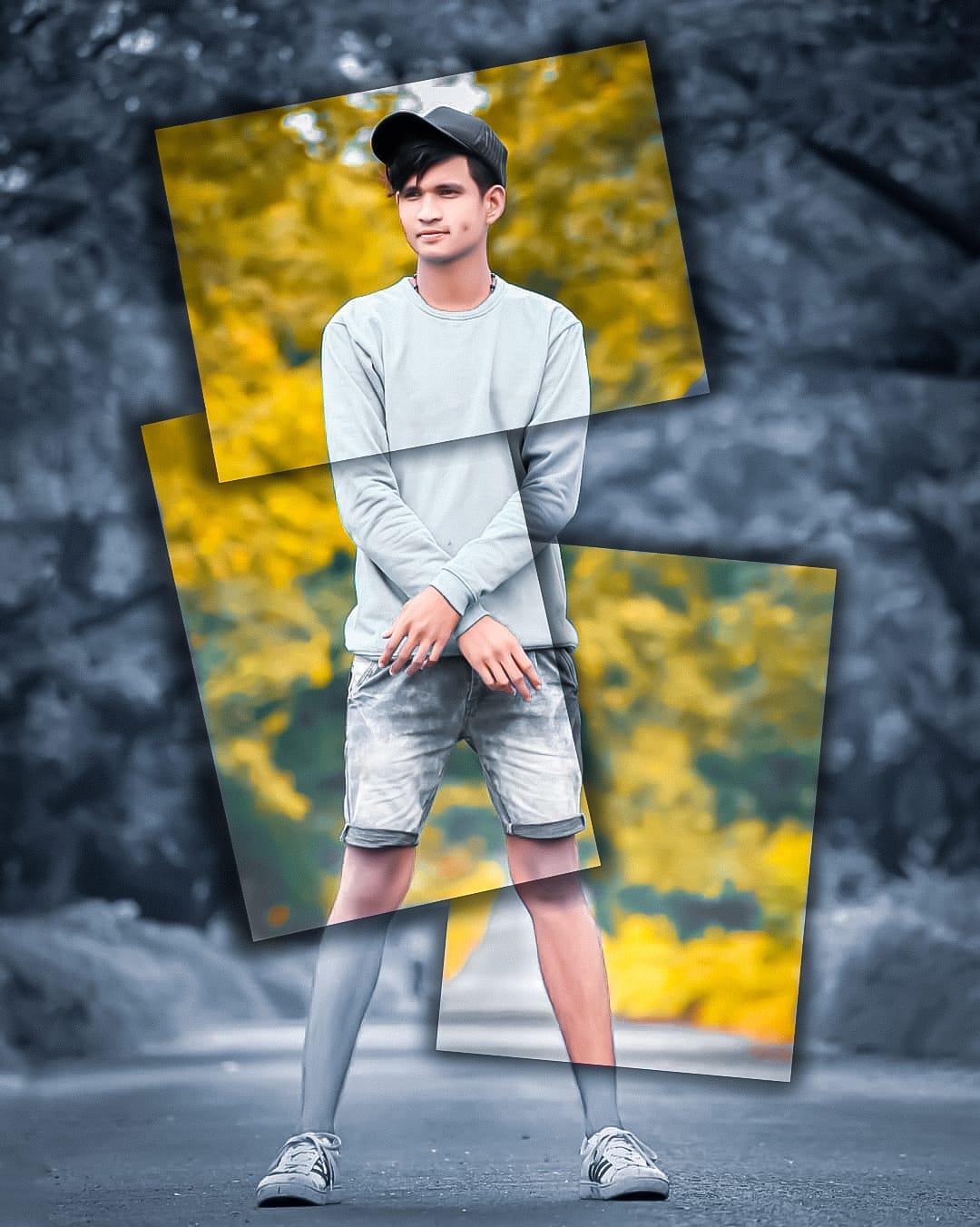 Snapseed Sqaure Editing