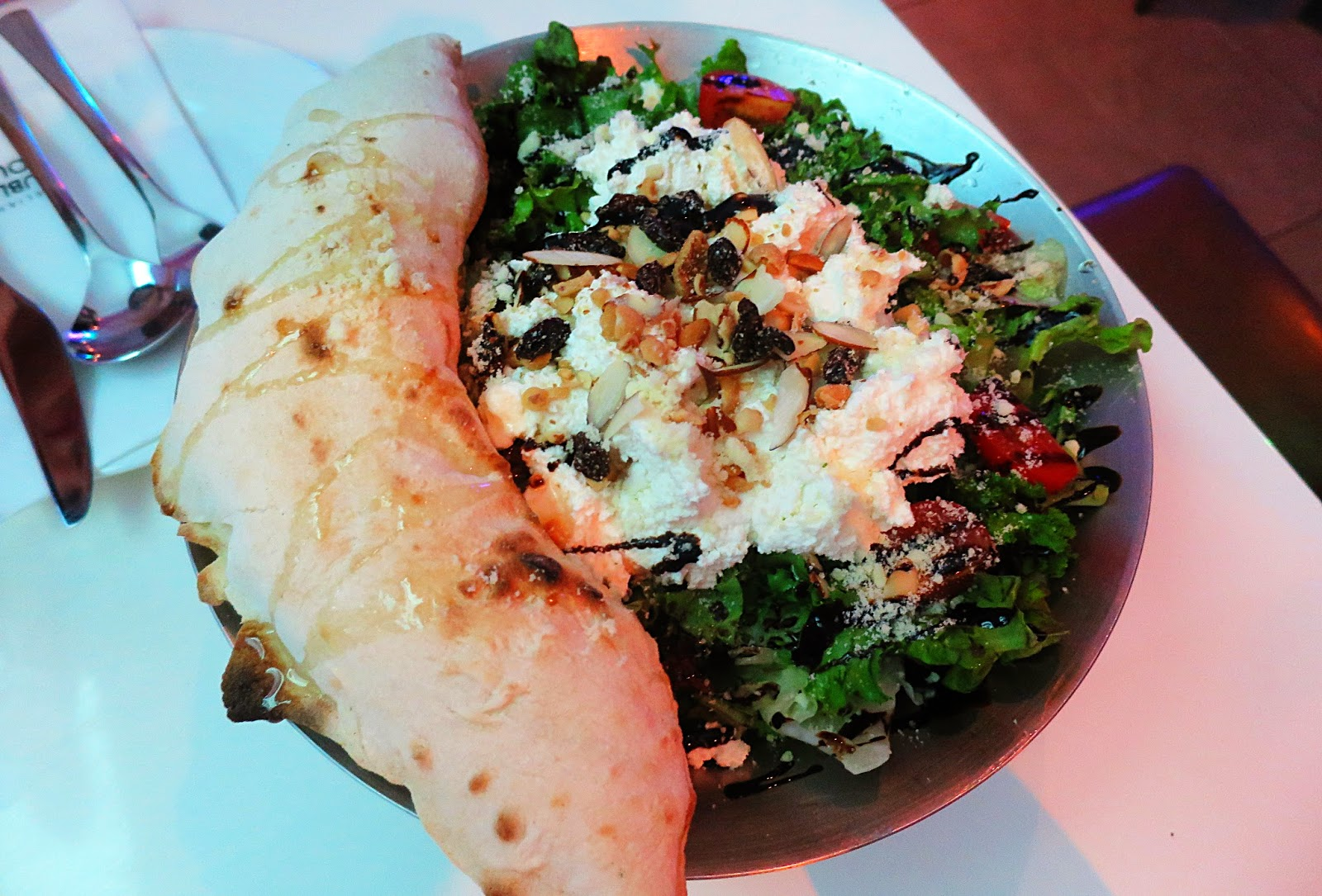 Photo of Ricotta Cheese Salad by Public House+