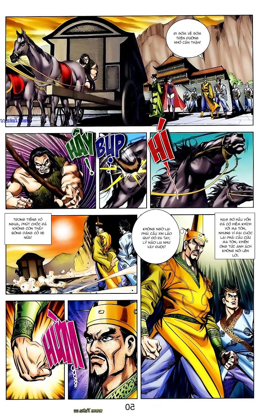 Cơ Phát Khai Chu Bản chapter 109 trang 23